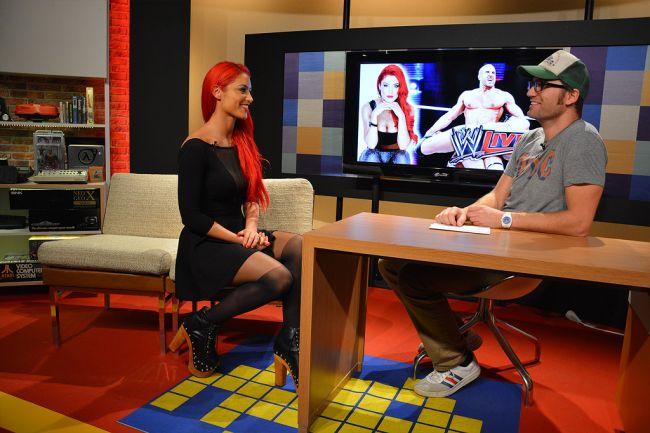 WWE zu Besuch bei Gameswelt - Artworks - Bild 6
