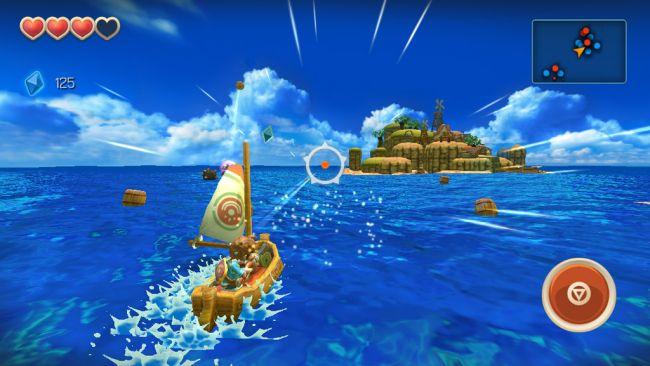 Oceanhorn: Monster of Uncharted Seas - Screenshots - Bild 4