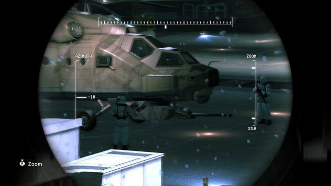 Metal Gear Solid V: Ground Zeroes Deja-Vu-Mission - Screenshots - Bild 4