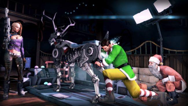 Saints Row IV DLC: How the Saints Save Christmas - Screenshots - Bild 10