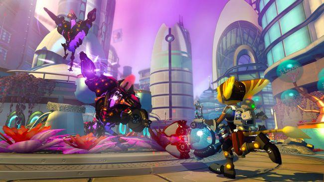 Ratchet & Clank: Nexus - Screenshots - Bild 12
