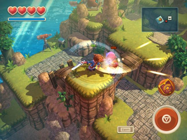 Oceanhorn: Monster of Uncharted Seas - Screenshots - Bild 7