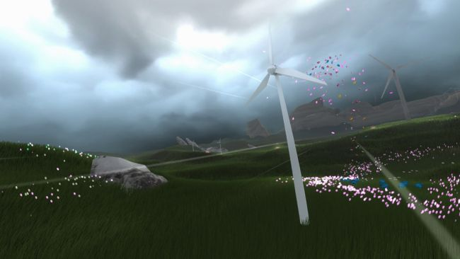 Flower - Screenshots - Bild 2