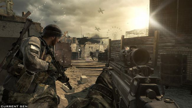 Call of Duty: Ghosts - Screenshots - Bild 1