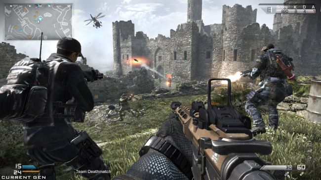 Call of Duty: Ghosts - Screenshots - Bild 9