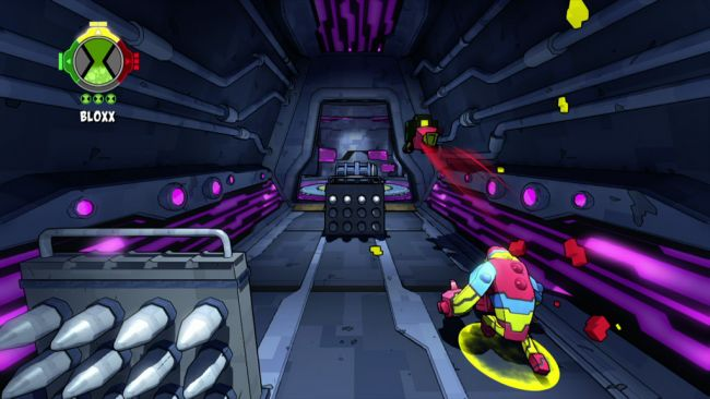 Ben 10 Omniverse 2 - Screenshots - Bild 3