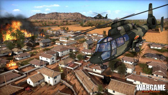 Wargame: Red Dragon - Screenshots - Bild 2