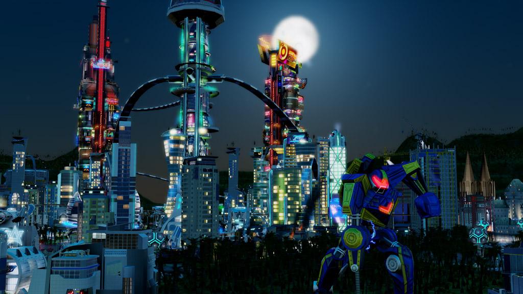Simcity Städte Der Zukunft Perfekte Städte Für Alle Test Von