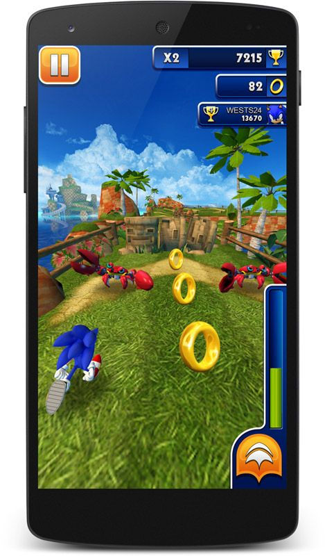 Sonic Dash - Screenshots - Bild 3