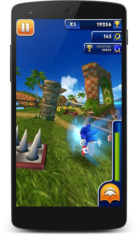 Sonic Dash - Screenshots - Bild 4
