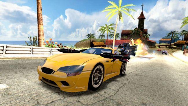 Carnage Racing - Screenshots - Bild 3