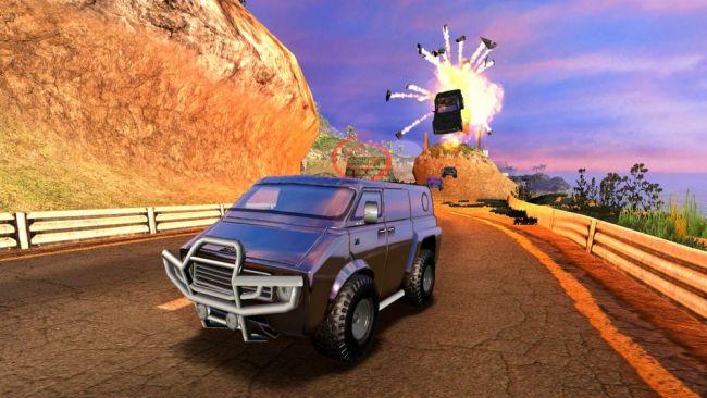 Carnage Racing - Screenshots - Bild 1