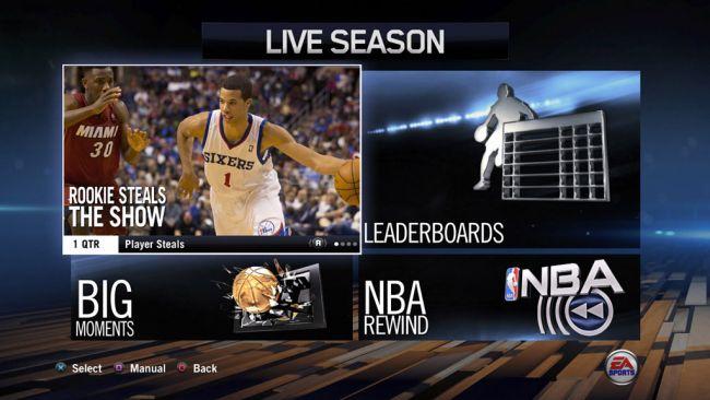 NBA Live 14 - Screenshots - Bild 1
