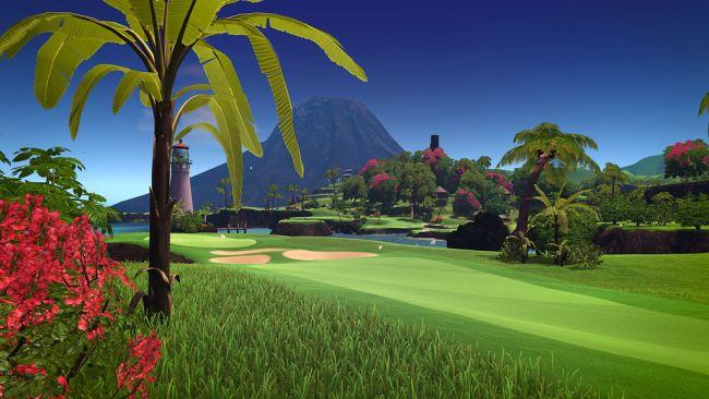 Powerstar Golf - Screenshots - Bild 1