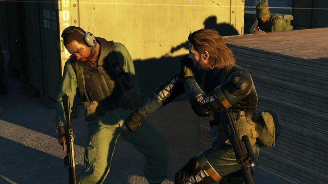 Metal Gear Solid V: Ground Zeroes - Screenshots - Bild 4