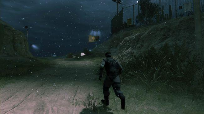 Metal Gear Solid V: Ground Zeroes Deja-Vu-Mission - Screenshots - Bild 3