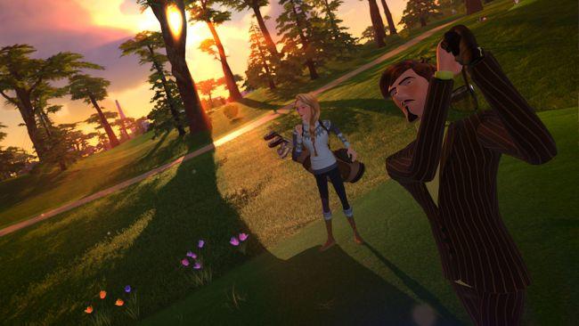 Powerstar Golf - Screenshots - Bild 5