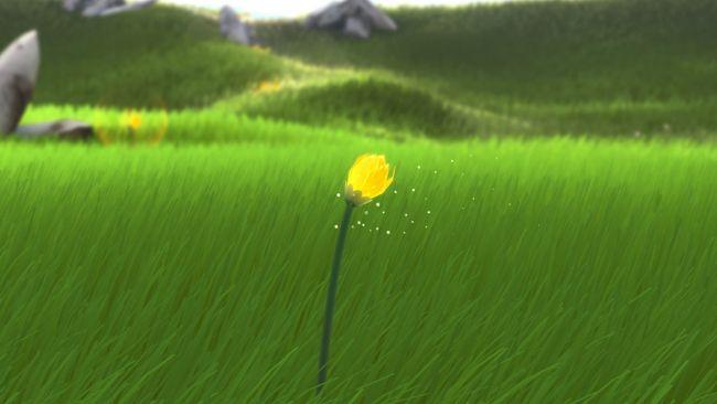 Flower - Screenshots - Bild 1