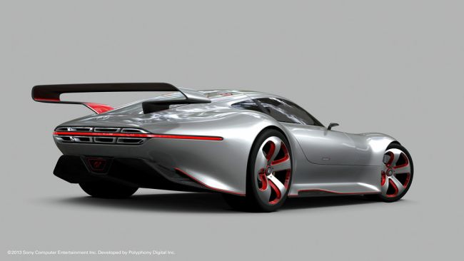 Gran Turismo 6 Vision Gran Turismo - Artworks - Bild 17