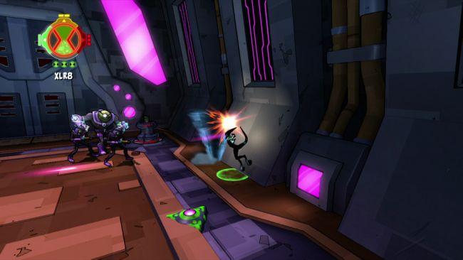 Ben 10 Omniverse 2 - Screenshots - Bild 5