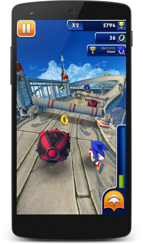 Sonic Dash - Screenshots - Bild 1