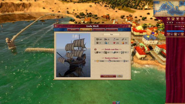 Rise of Venice: Beyond the Sea - Screenshots - Bild 1