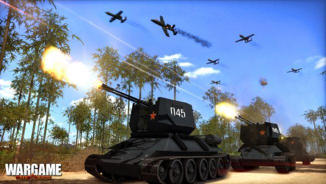 Wargame: Red Dragon - Screenshots - Bild 3