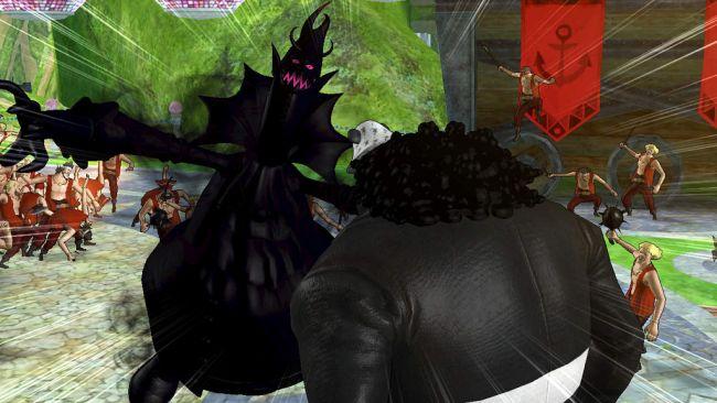 One Piece: Pirate Warriors 2 DLC: Sabaody Archipel - Screenshots - Bild 2