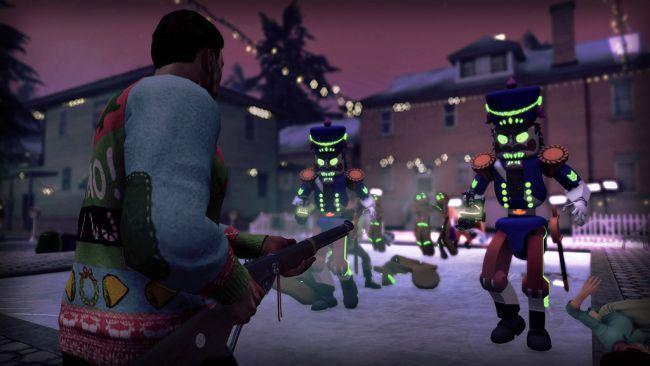 Saints Row IV DLC: How the Saints Save Christmas - Screenshots - Bild 9