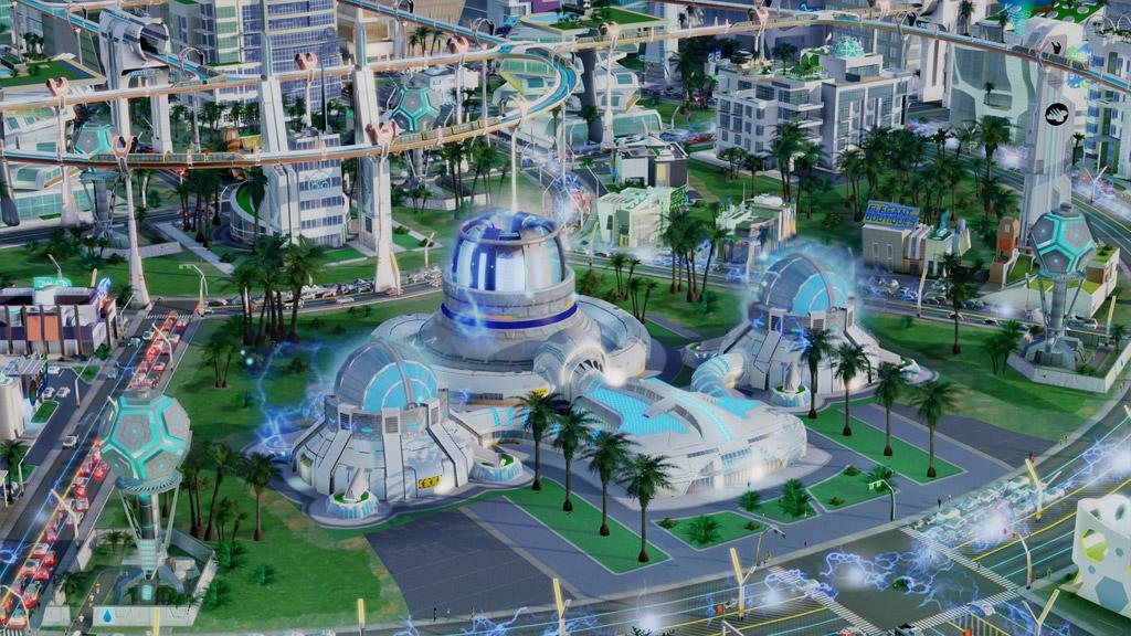 Simcity Städte Der Zukunft Screenshots Von Gameswelt