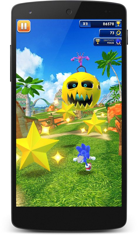 Sonic Dash - Screenshots - Bild 5