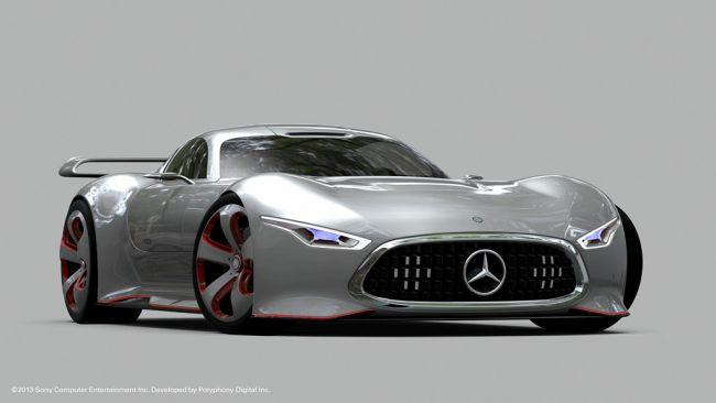Gran Turismo 6 Vision Gran Turismo - Artworks - Bild 16