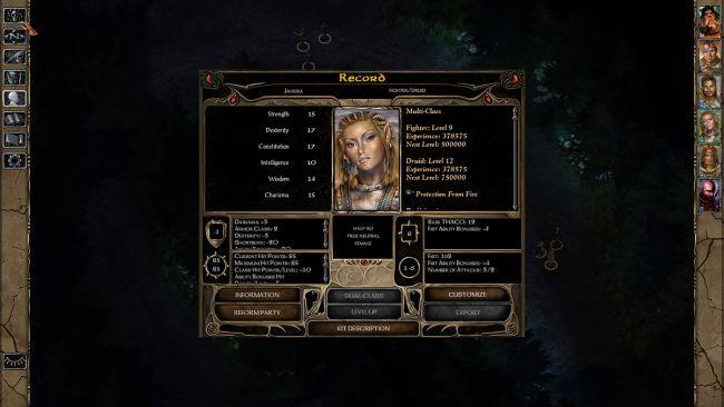 Baldur's Gate II: Enhanced Edition - Screenshots - Bild 10