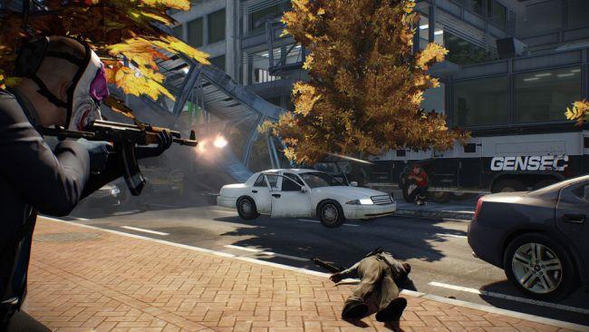 Payday 2 DLC: Armored Transport - Screenshots - Bild 3