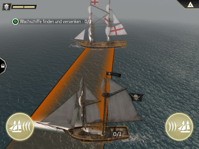 Assassin's Creed: Pirates - Screenshots - Bild 5