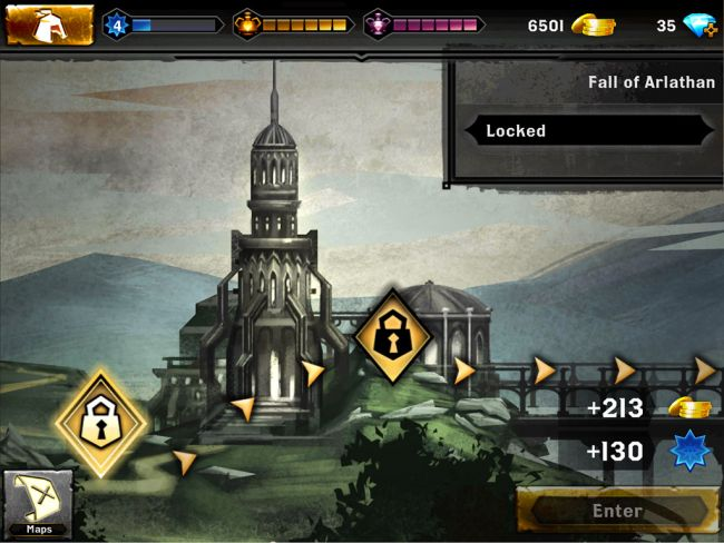 Heroes of Dragon Age - Screenshots - Bild 5