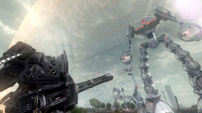 Earth Defense Force 2025 - Screenshots - Bild 1
