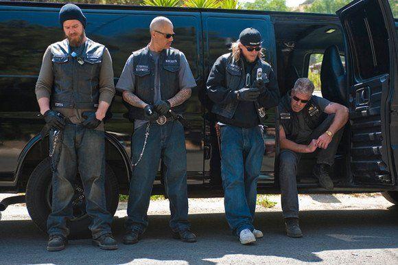 Sons of Anarchy - Staffel 3 - Screenshots - Bild 2