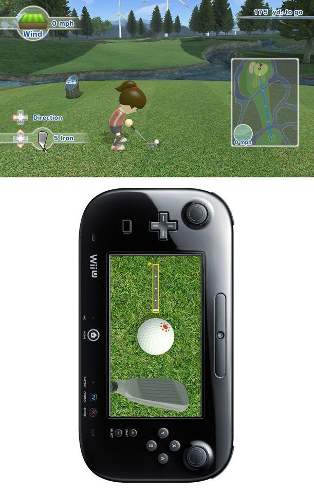 Wii Sports Club - Screenshots - Bild 1