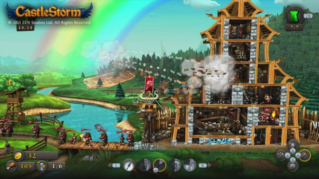 CastleStorm - Screenshots - Bild 2