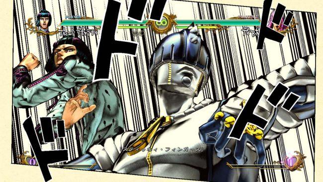 JoJo's Bizarre Adventure: All Star Battle - Screenshots - Bild 1