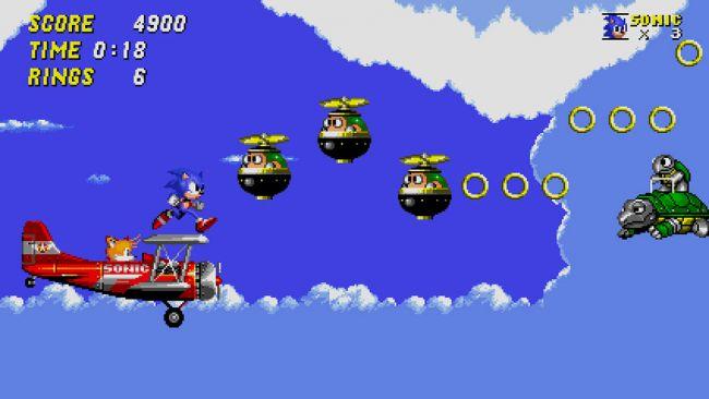 Sonic the Hedgehog 2 - Screenshots - Bild 2