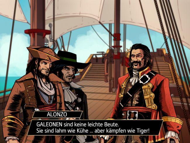 Assassin's Creed: Pirates - Screenshots - Bild 46