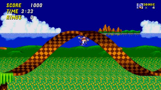 Sonic the Hedgehog 2 - Screenshots - Bild 6