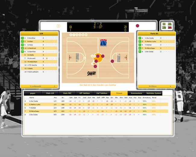 Basketball Manager 2014 – Das Original - Screenshots - Bild 3