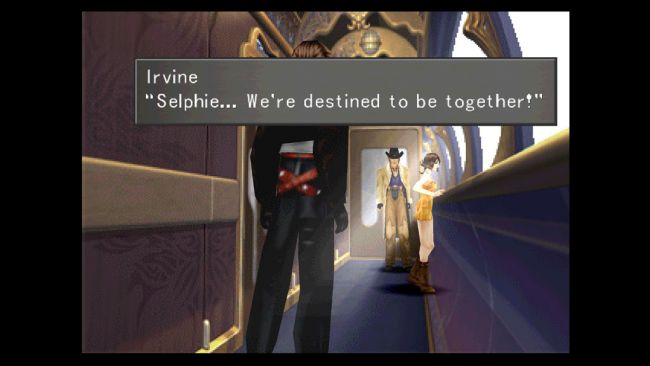 Final Fantasy VIII - Screenshots - Bild 6