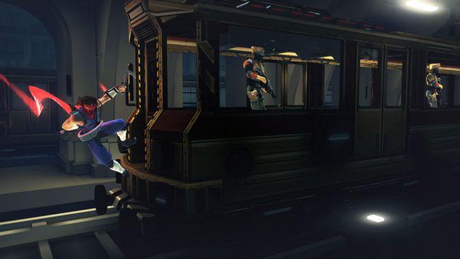 Strider - Screenshots - Bild 12