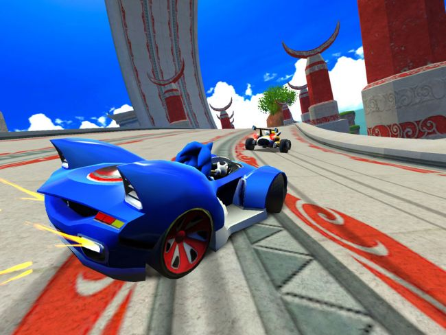 Sonic & All-Stars Racing Transformed - Screenshots - Bild 8