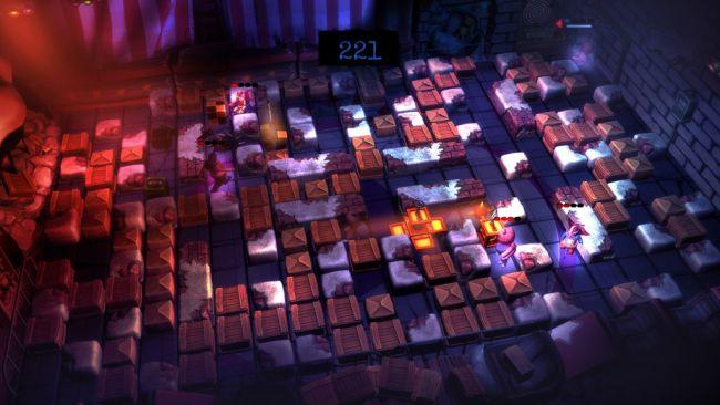 Basement Crawl - Screenshots - Bild 10