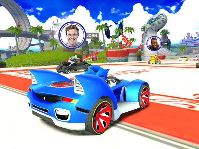 Sonic & All-Stars Racing Transformed - Screenshots - Bild 9